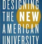Cover for Designing the New American University