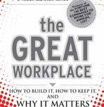 Book cover for the Great Workplace
