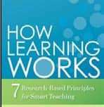 Cover for How Learning Works