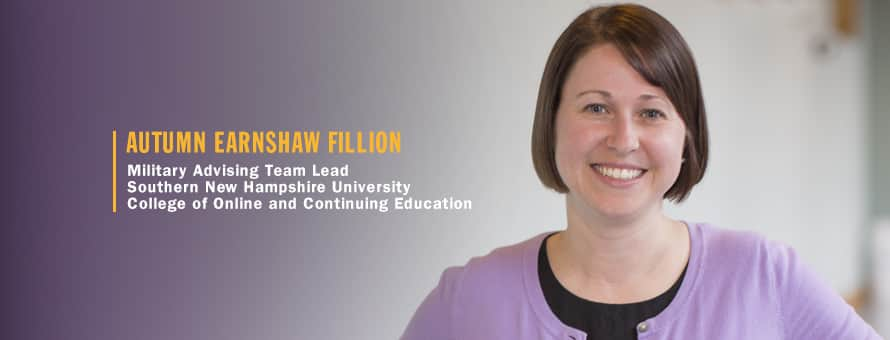 Military Advising Team Lead Autumn Earnshaw Fillion answers the question why is education important