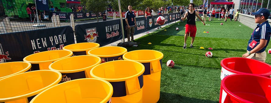 Red Bulls Partnership Experience