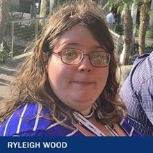 Ryleigh Wood and the text Ryleigh Wood