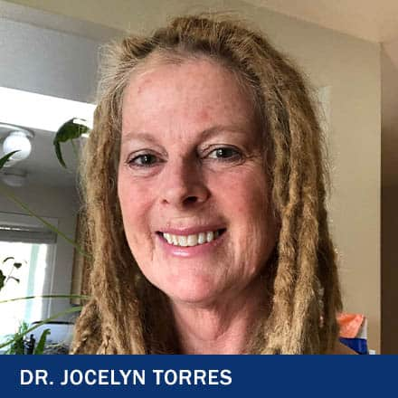 Dr. Jocelyn Torres with the text Dr. Jocelyn Torres