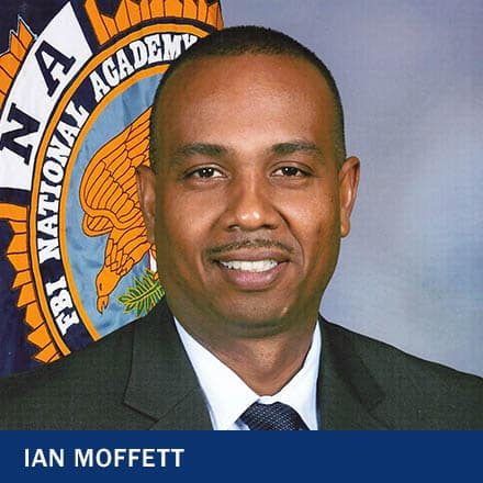 Ian Moffett, SNHU instructor and retired chief of the Miami-Dade school system police department