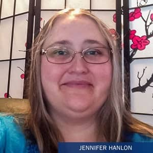 Headshot of Jennifer Hanlon