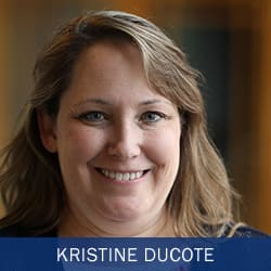 Headshot of Kristine Ducote