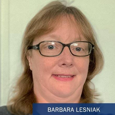 Headshot of Barbara Lesniak