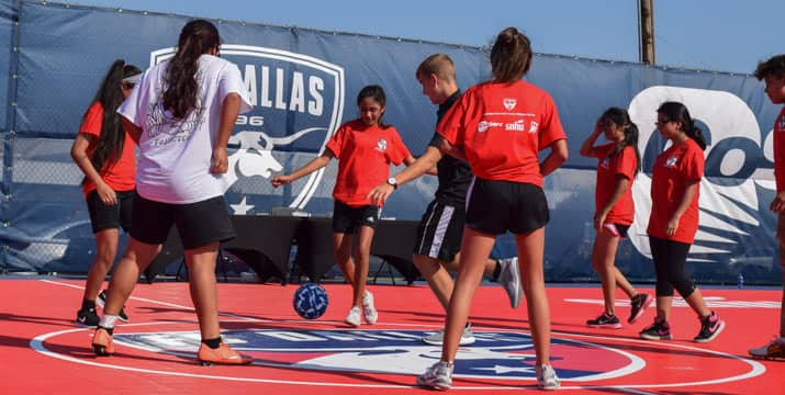 FC Dallas Mini Pitch 01