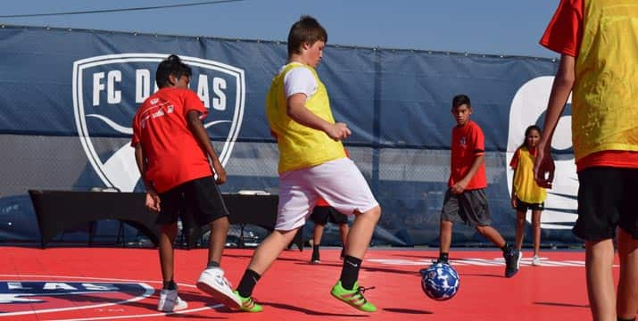 FC Dallas Mini Pitch 04