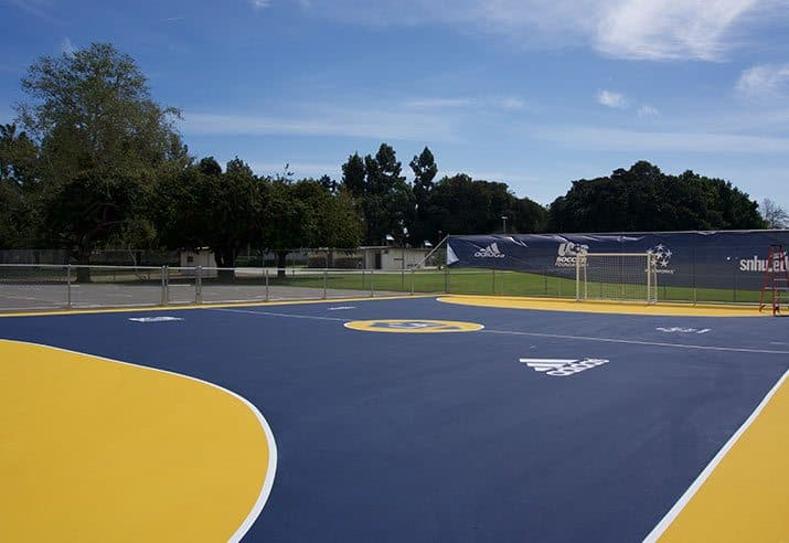 MLS Community Mini Pitch LA Galaxy 03
