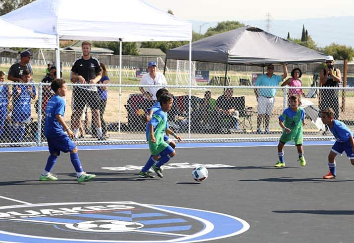 MLS Community Mini Pitch San Jose 05