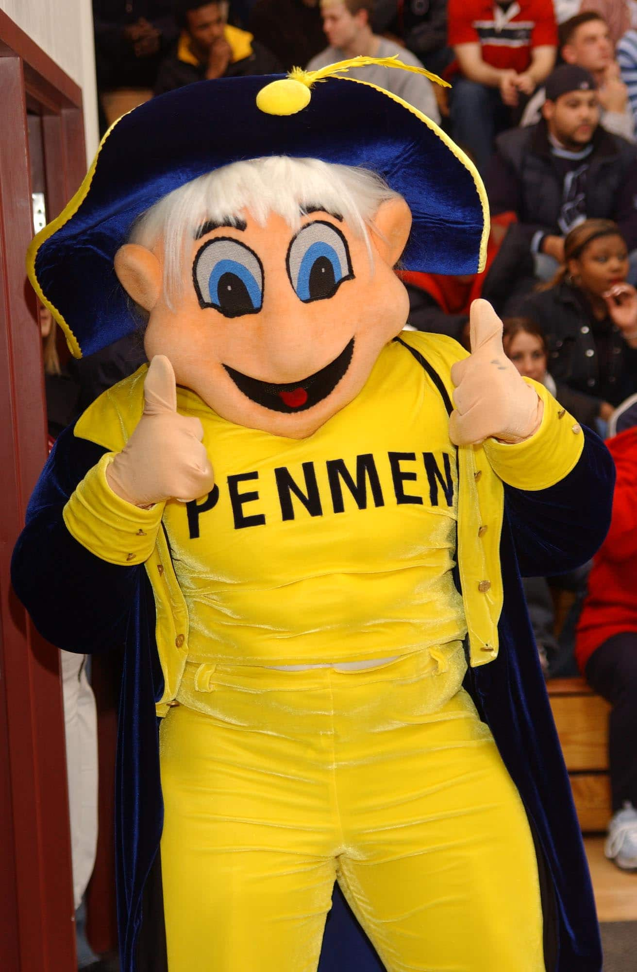 The Penmen and The Quill SNHU Mascot Combines Higher Ed and History Gallery Image 4
