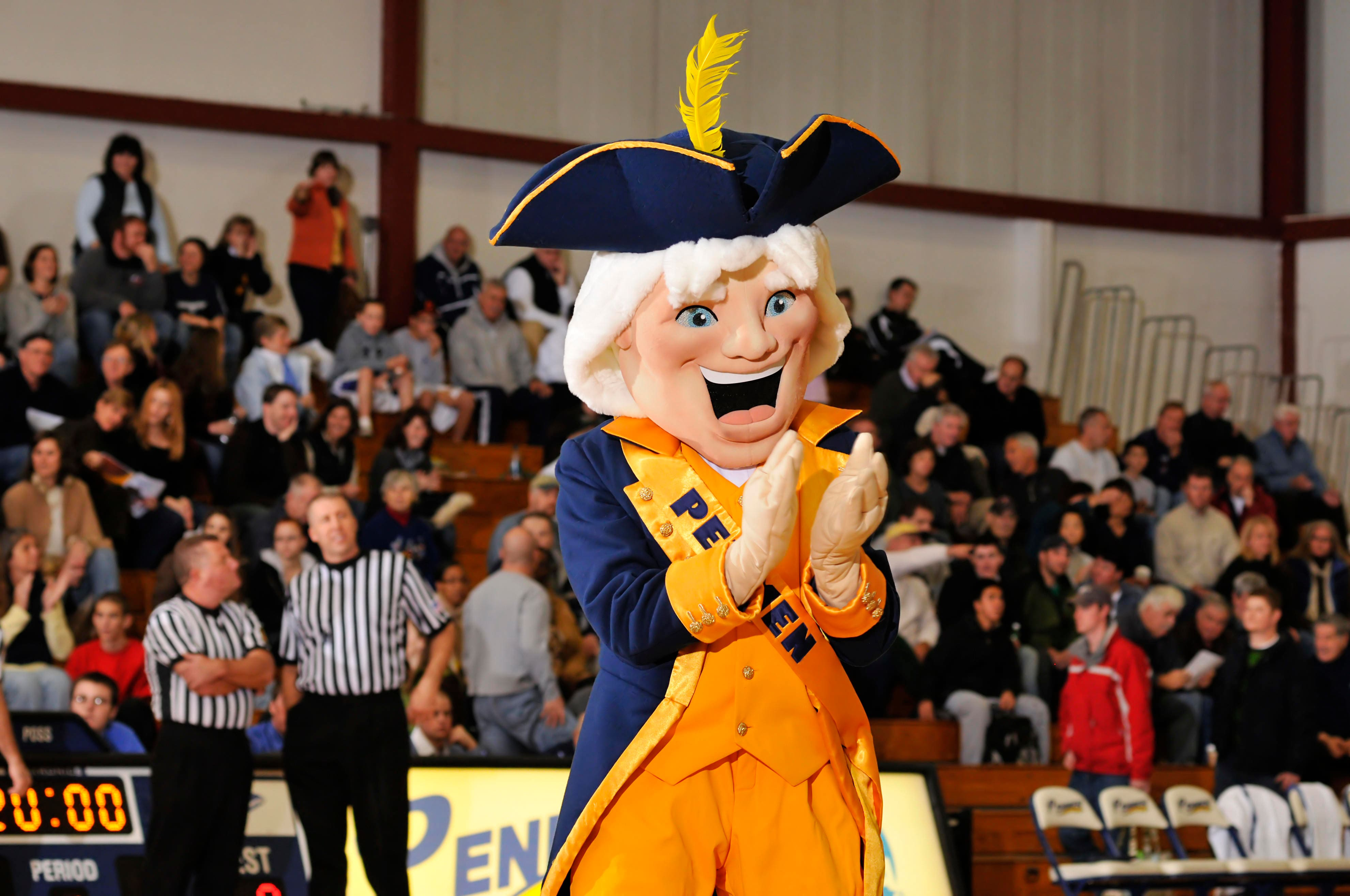 The Penmen and The Quill SNHU Mascot Combines Higher Ed and History Gallery Image 5
