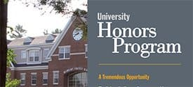 Honors Program Brochure