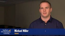 Michael Miller shares his experiences as an SNHU Advantage Program Student.