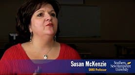 Susan McKenzie shares her experiences teaching at the SNHU Advantage Program.