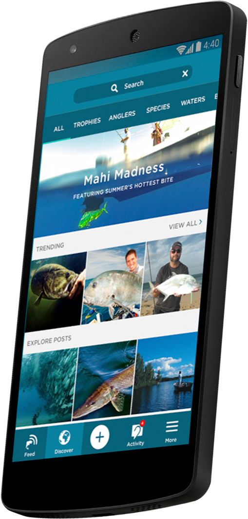 Anglers Tale android App