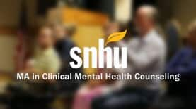SNHU MA in Clinical Mental Health Counseling