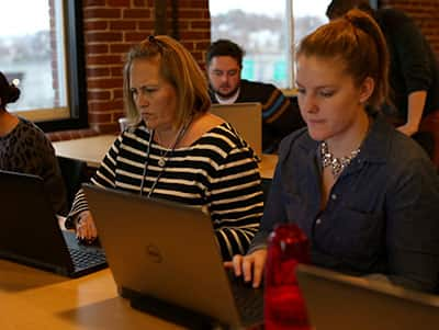 Hour of Code at SNHU