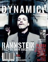 DYNAMIC Magazine Cover