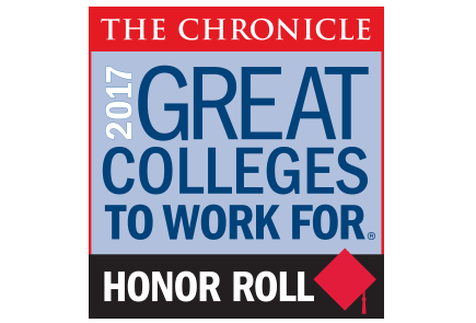 GreatColleges 2017 HonorRoll teaser