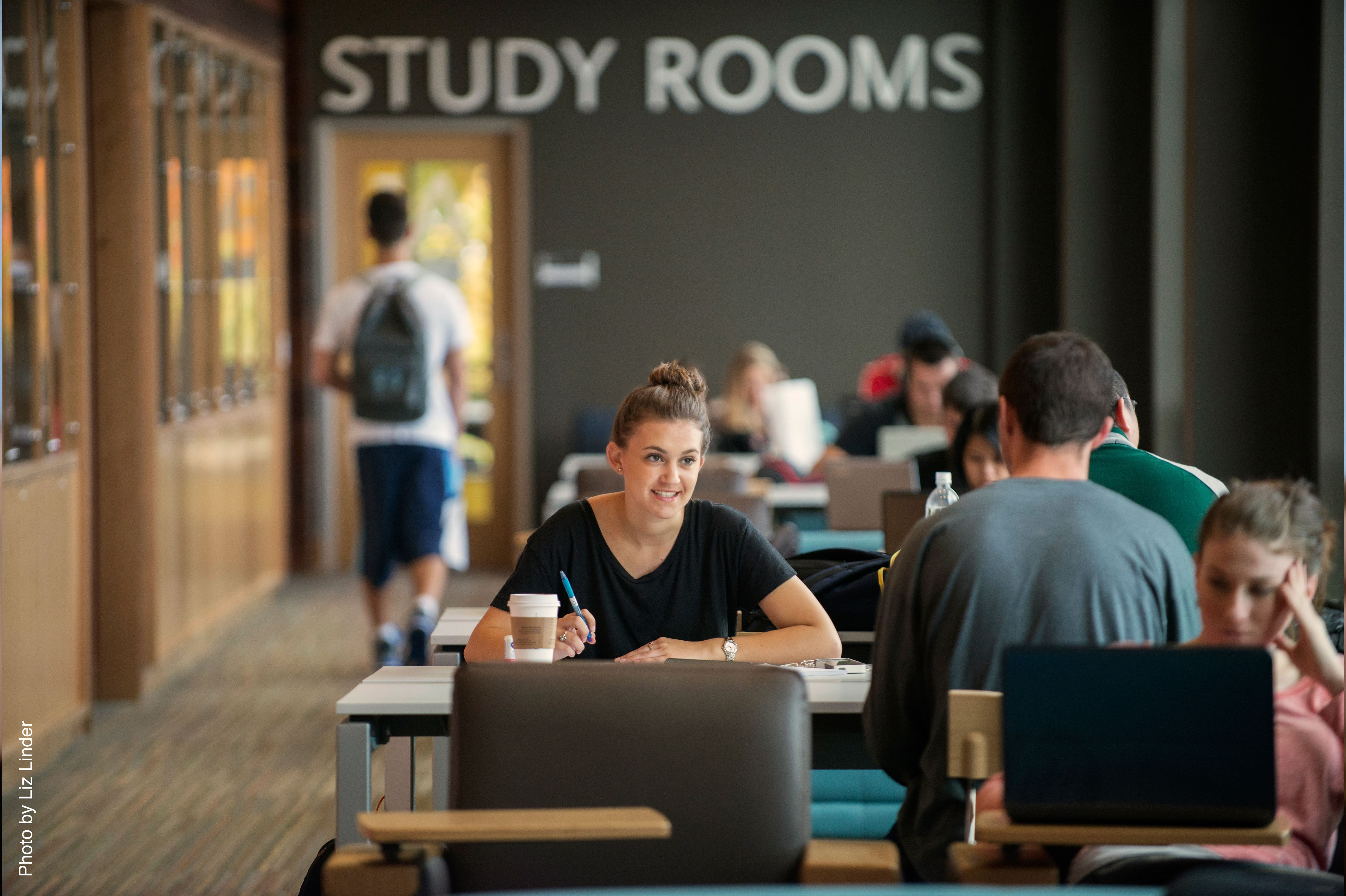 SNHU Students Studying