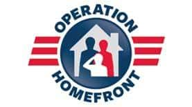 Military Partner and Sponsorship Operation Homefront logo