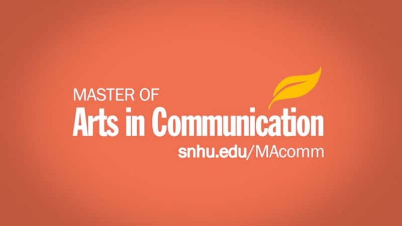 Online Communications MA Program Overview Video