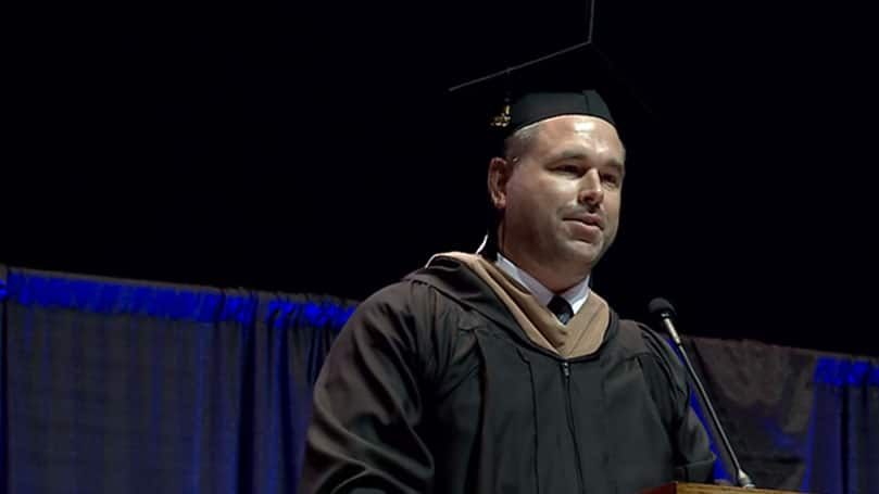 SNHU Commencement speaker Dave Numme