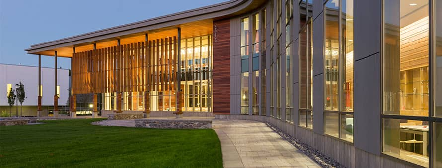 Southern New Hampshire University's newly renamed campus library