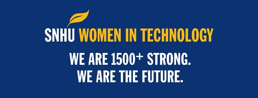 Women in technology. We are 1,500+ strong. We are the future.