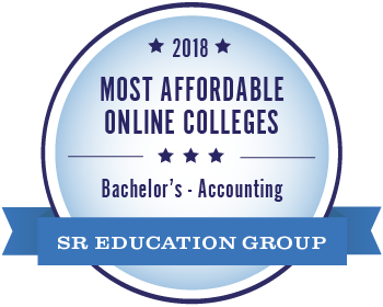 Best Value Accounting Programs, Ranked Top Ten, 2015 Logo