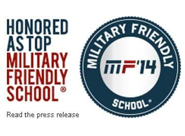 SNHU is Once Again Honored as Top Military Friendly School