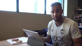 Get a sneak peek into the life of Tyrone Mears, Seattle Sounders right-back and online student at SNHU. Find out how he's able to stay on top of his schoolwork while practicing and preparing for Major League Soccer playoffs.