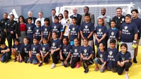 MLS Partnership Leads to New Mini-Pitch and Local Scholarship
