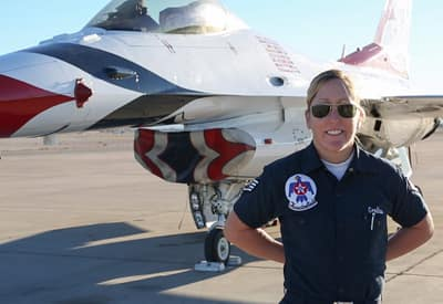How USAF Staff Sgt. Goodhue Found Success with SNHU's Online MBA